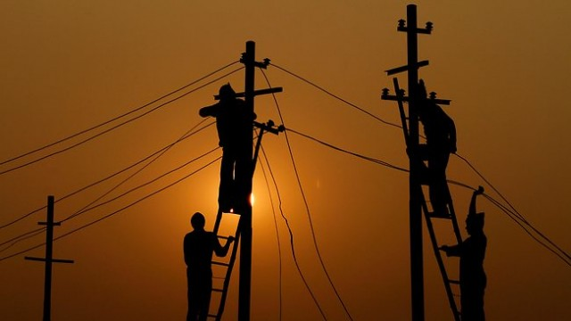 India's electric towers